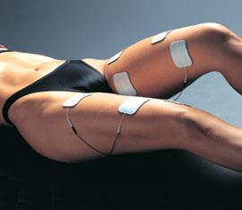ridurre la cellulite con l' elettrostimolazione